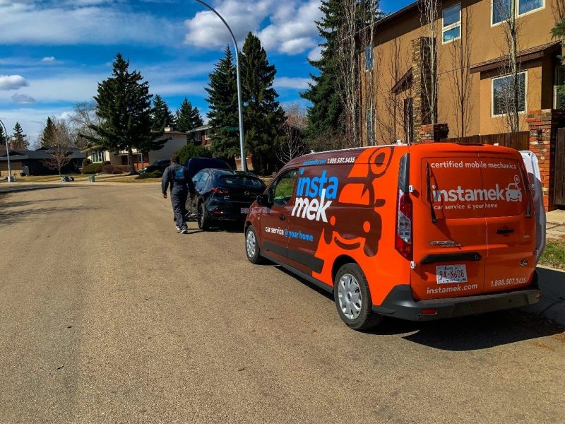 Smart Auto Inspection, Edmonton