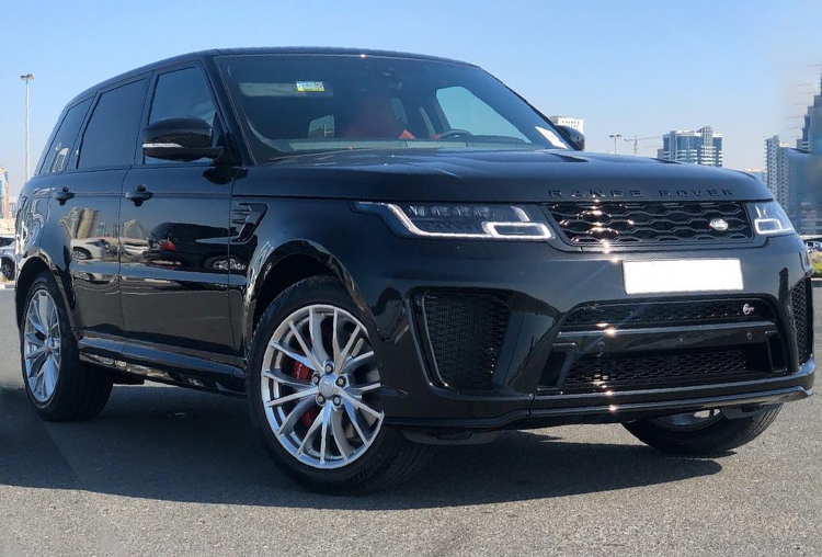 RentMyRide Presents Incredible Range Rover Sports to Their Customers