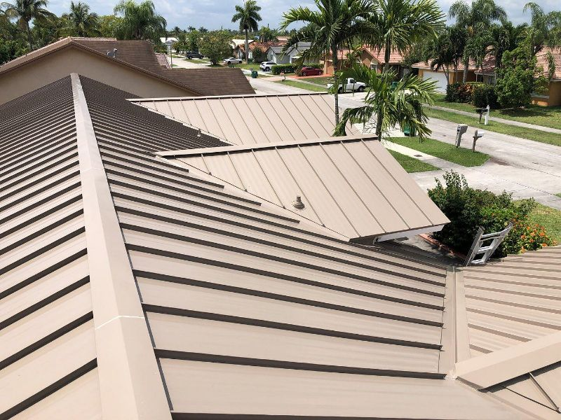 Miami Metal Roofing