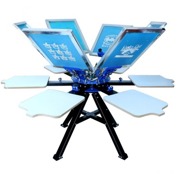 The Best Manual Screen Printing Press [Exclusive Reviews]