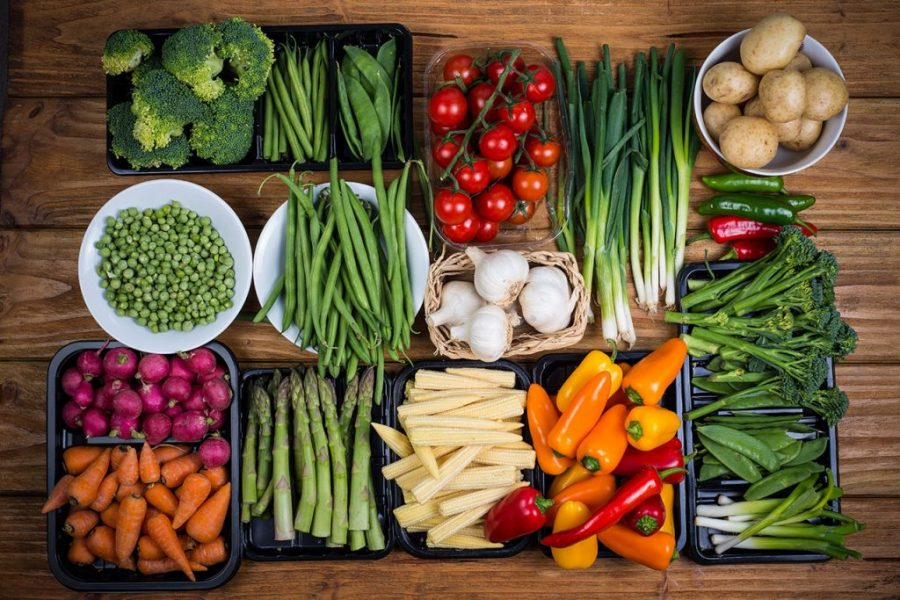 6 great advantages of consuming vegetables and fruits every day