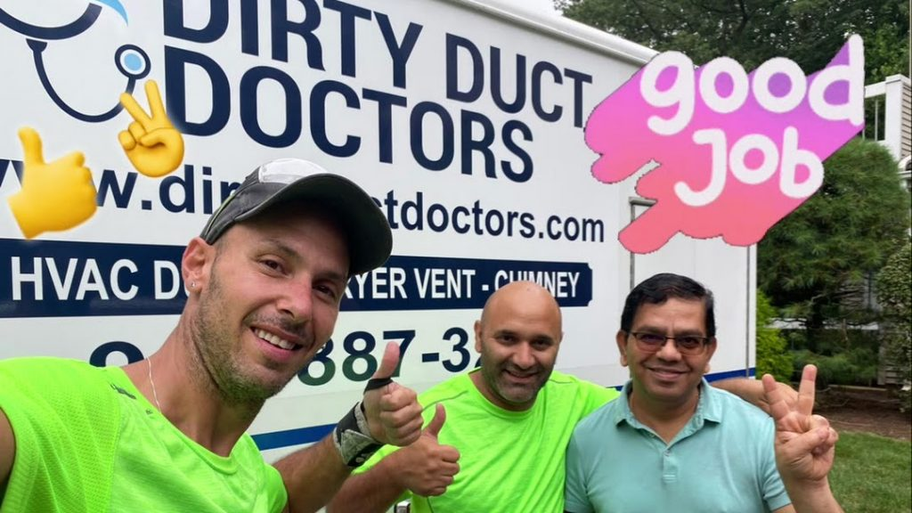 Dirty Ducts Doctors – Brick Township